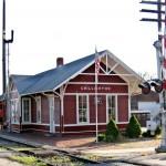 Rock Island Depot After