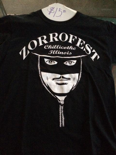 zorro tshirt